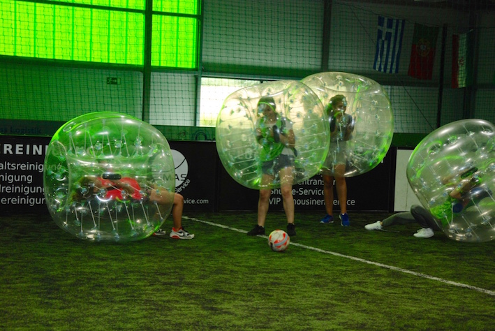 Hall of Soccer_Bubble Soccer Kids_1