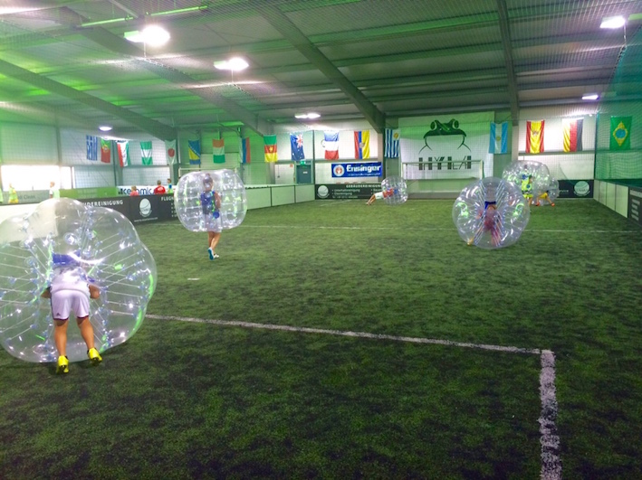 Hall of Soccer_Bubble Soccer Kids_2